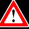 waarschuwingsbord-300x268